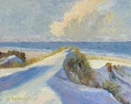 Dunes and Grasses Linda Sorensen