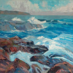 Linda Sorensen Surf and Shore Rocks