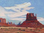 LInda Sorensen Left Mitten Monument Valley