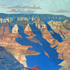 Linda Sorensen Nature's Abstract Grand Canyon Arizona