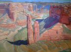 Linda Sorensen Spider Rock Canyon de Chelly